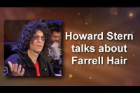 Stern Raves About Farrell Hair Replacement